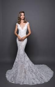 pnina tornai dresses sheath wedding dress kleinfeld bridal