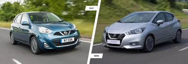 nissan micra 2017 nissan micra old vs new compared carwow