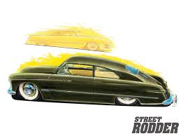 1949 ford slab sided fastback sedan rod network