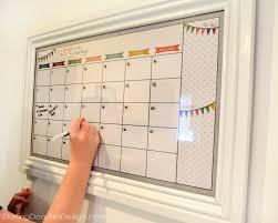 Big White Boards Modern Design Framed Wall Calendar Wonderful Amazoncom Brown