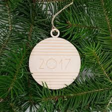 2017 year ornament minimoc