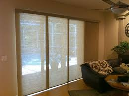 sliding glass door window treatments lowes home design ideas and