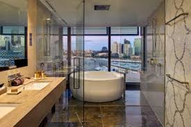 Outdoor Bathrooms Australia Best Baths With A View Travel Style Magazines