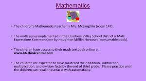 open house mrs mclaughlin u0026 mrs tulowitzki ppt video online
