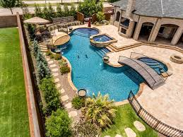 Backyard Pools And Spas by Freeform Pool Designs Mckinney Natural Pool Designs