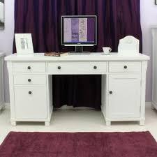 Tesco Computer Desks Buy Hampton Twin Pedestal Computer Desk From Our Office Desks