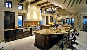 custom island kitchen beautiful luxury kitchen island 30 custom luxury kitchen designs