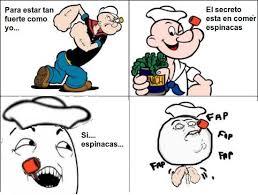 Fap Fap Meme - popeye fap meme by polety memedroid