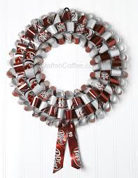 tinsel tuesdays repurpose cans and diy a soda can