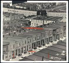 Rowhouses From The Vault Baltimore U0027s Rowhouses And Ground Rent