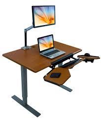Ergonomic Desk Position Elevon Super Ergonomic Keyboard Tray For Standing Desks Stand