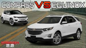 jeep chevrolet comparativo chevrolet equinox vs jeep compass limited diesel