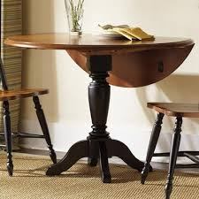 Drop Leaf Pedestal Table Liberty Furniture Industries Inc Dining Tables Low Country 80