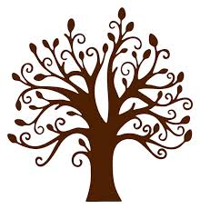 brown tree brown tree without leaves clipart