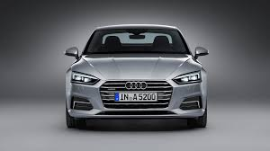 audi headlights in dark all new audi a5 s5 coupes revealed in germany