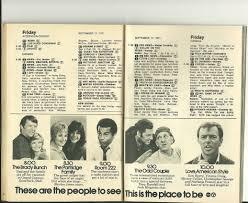 old time ny area tv celebrating tv movie showcase programs and
