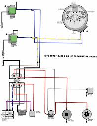 johnson seahorse 40 no spark new ignition coil condenser wiring