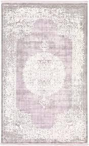 lavender rugs for nursery purple new vintage area rug lavender