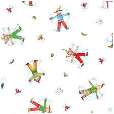 caspari wrapping paper caspari continuous wrapping paper snow christmas