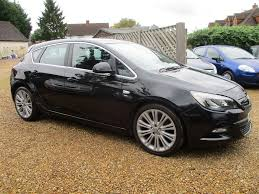 used vauxhall astra 2012 for sale motors co uk