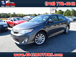 toyota for sale 2012 2012 toyota camry hybrid xle for sale in garner