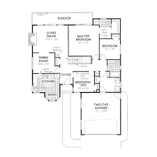 plans com traditional style house plan 3 beds 2 00 baths 1542 sq ft plan