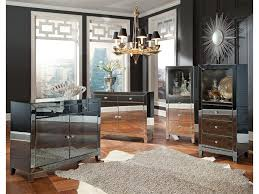 dining room consoles buffets furniture mirrored dining room buffet mirrored console cabinet
