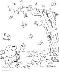 fall season coloring pages exprimartdesign com