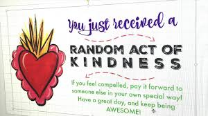 random act of kindness cards youtube
