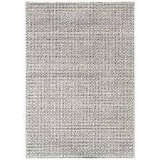 pebble rug grey pebble wool rug dunelm