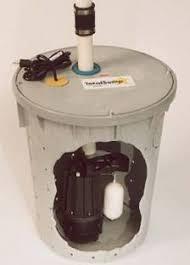 Basement Water Pump by Basement Waterproofing And Crawl Space Plumbing Supplies