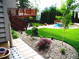 Modern Landscaping Ideas For Backyard Backyard Landscaping Landscape Design Front Of House Yard Best