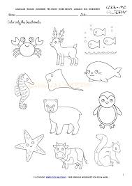 free printable sea life coloring pages fossil coloring pages on sea animals coloring pages with groups