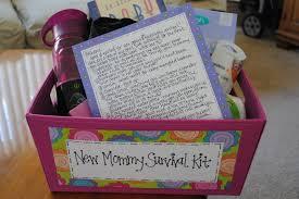 baby shower gift ideas survival kit u2014 liviroom decors the nice