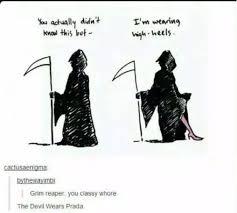 grim reaper pencil and in color grim reaper