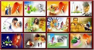 Wedding Album Software Indian Wedding Latest Album Templates 12x24 Psd Files Free