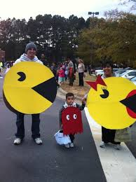 Pacman Halloween Costume 78 Pacman Images Pac Man Birthday Party Ideas