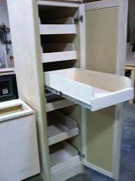 Small Desk With Pull Out Drawer Best 25 Slide Out Shelves Ideas Only On Pinterest Sliding