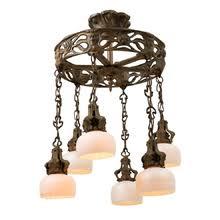 Art Nouveau Chandelier Antique Chandeliers Rejuvenation