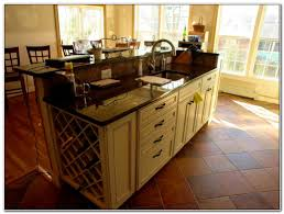 diy kitchen island with sink and dishwasher sinks and faucets