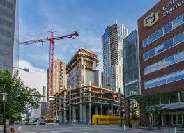 Top 100 Architecture Firms Denver Construction Update July Denver Urban Review