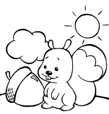 download coloring pages fall kids animals 90 amusing sheets autumn