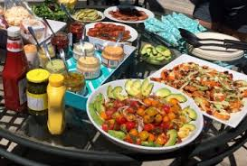 Easy Summer Entertaining Menu - tips for easy summer entertaining u0026 a must try sweet potato salad