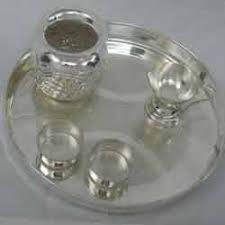 Silver Items Silver Plated Pooja Item Manufacturer From Jaipur