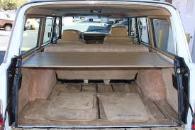 jeep wagoneer trunk 1988 jeep grand wagoneer limited 4x4 stock p1158 for sale near