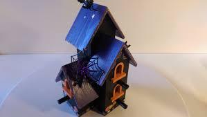 halloween decorations birdhouse decoration how to youtube loversiq