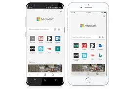 android users microsoft edge browser now available for all android and ios users
