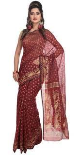 dhakai jamdani saree online jamdani silk and cotton sarees of bengal shop online for dhakai saris