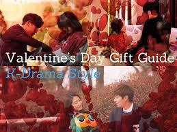 valentine u0027s day gift guide u2013 k drama style soompi