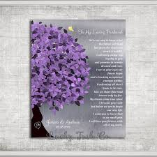 poem from bride to groom on wedding day gift from bride to groom on wedding day personalized gift for